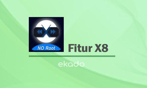 Fitur Unggulan X8 Speeder Sandbox